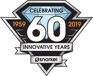 Snorkel 60th Anniversary