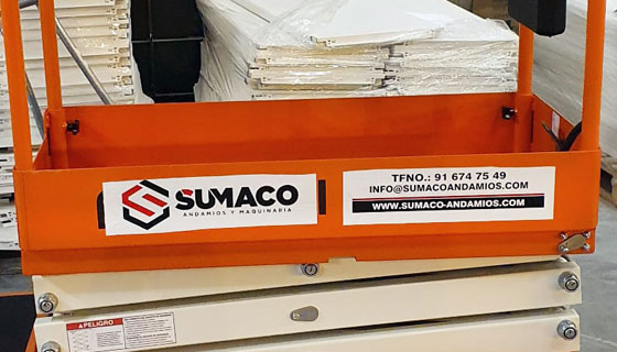 Ahern Iberica - Sumaco