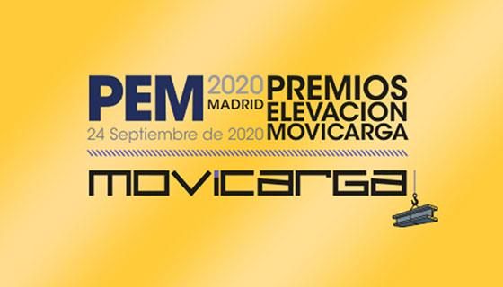 Ahern Iberica Sera Patrocinador Oro En Los Premis Elevacion Movicarga 2020