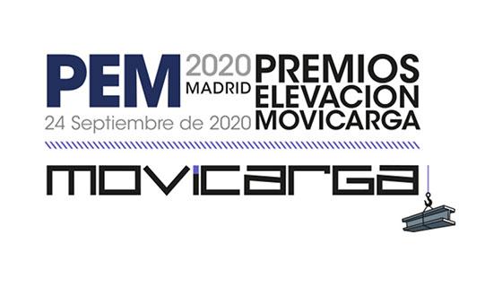 Ahern Iberica - Premios Elevacion Movicarga (PEM) 2020
