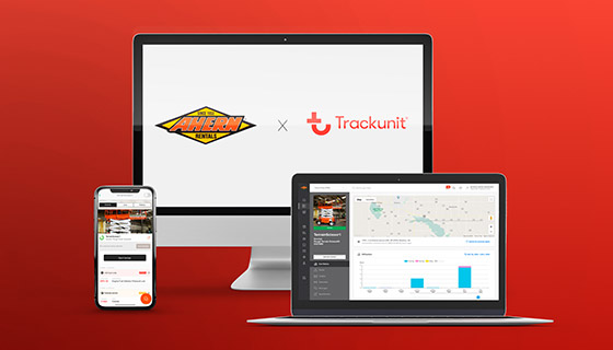 Ahern Companies Partners With Trackunit® for Telematics